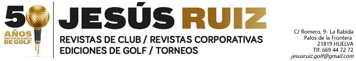 Jesús Ruiz Golf