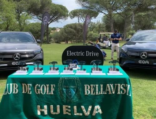 Golf y motor en el Club de Golf Bellavista