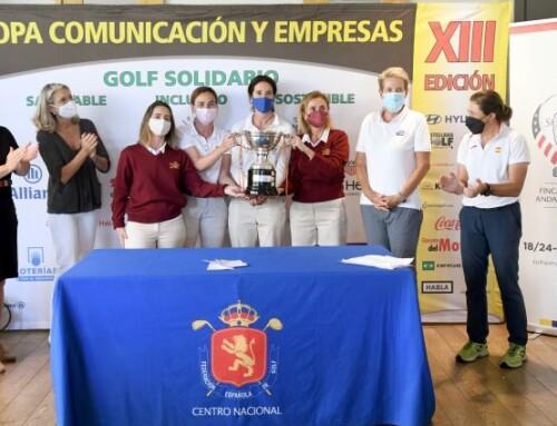 El Día Internacional de la Mujer Golfista reivindica la importancia del golf femenino en España