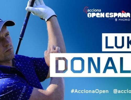 Luke Donald, un ex-número 1 del mundo en el Acciona Open de España
